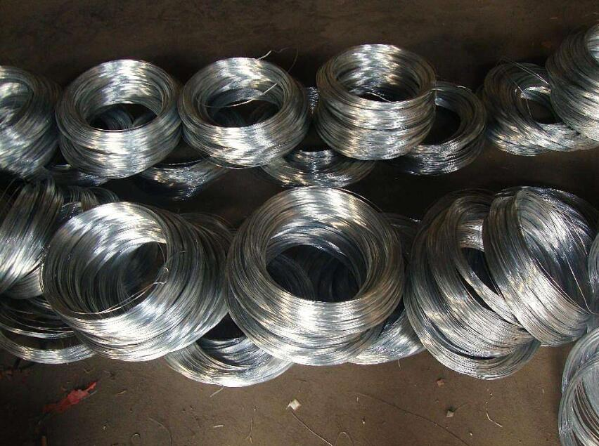 alvanized iron wire and electro galvanized wire